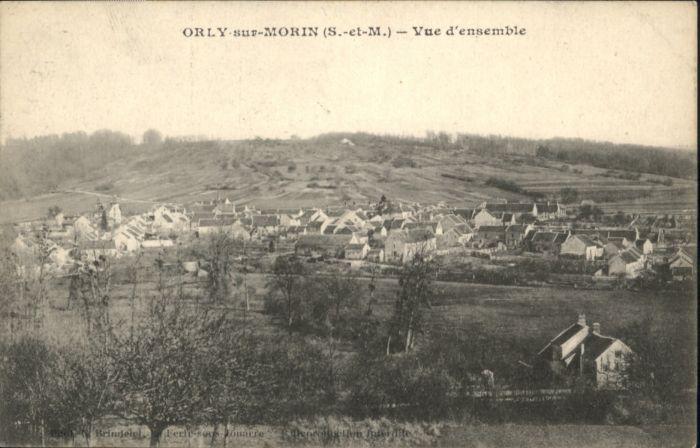 Orly-sur-Morin  *