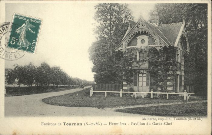 Tournan Pavillon Garde Chef x