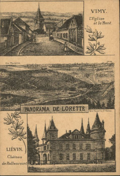 Lievin Chateau Rollencourt *
