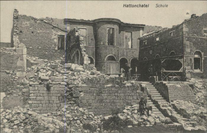 Hattonchatel Schule *