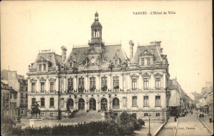 Vannes Hotel de Ville *