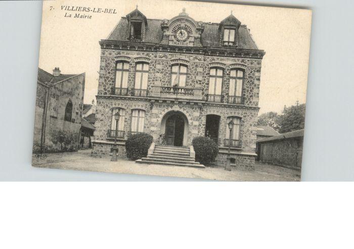 Villiers-le-Bel Mairie *