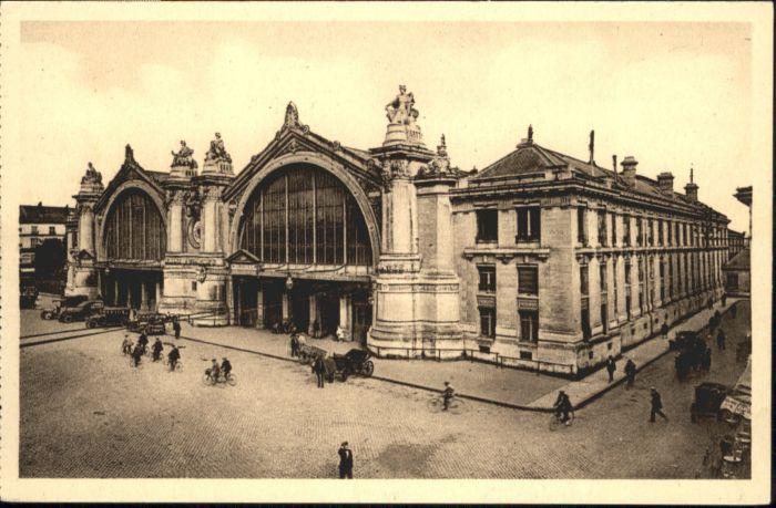 Tours La Gare Monumentale du P. O. *
