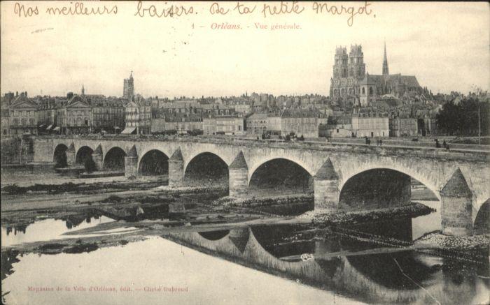 Orleans Loiret Orleans Pont x / Orleans /Arrond. d Orleans