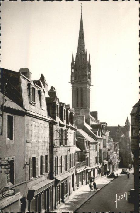 Saint-Pol-de-Leon la Grande Rue *