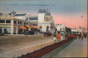 La Baule Atlantique Baule Casino x