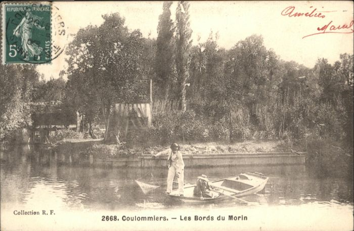 Coulommiers Bords Morin x