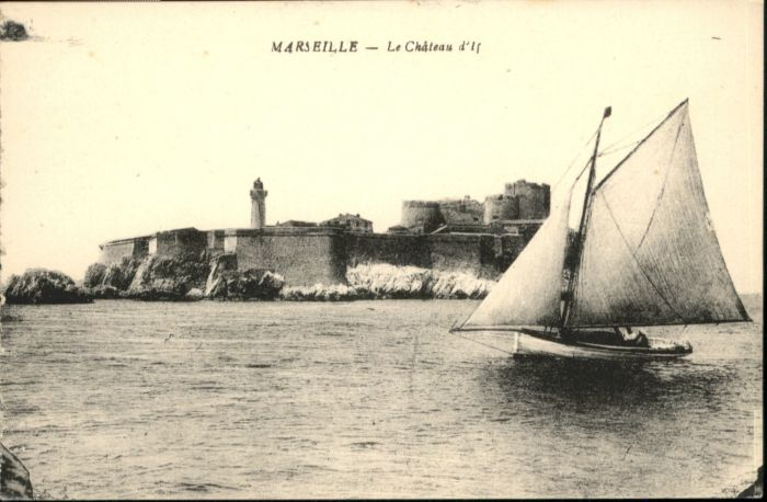 ws81323 Marseille Marseille le Chateau * Kategorie. Marseille Alte Ansichtskarten