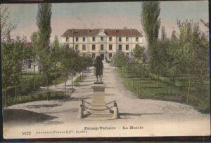 Ferney-Voltaire La Mairie x