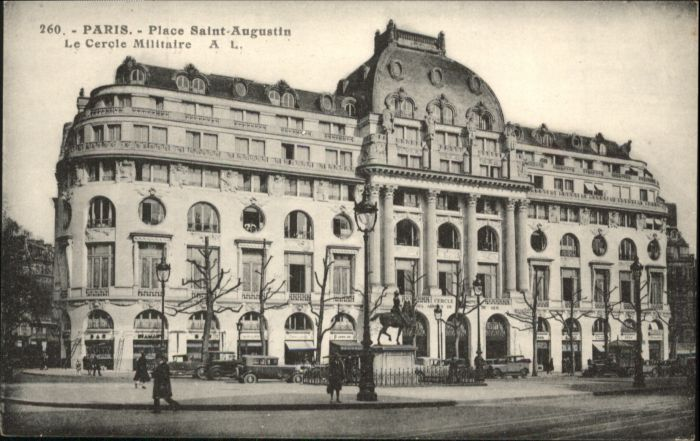 ak fu ballverein cercle athletique de paris 1936 37 hombrouck calmels caron weinstock nr. Black Bedroom Furniture Sets. Home Design Ideas