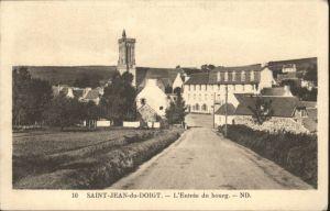 Saint-Jean-du-Doigt Entree du bourg *