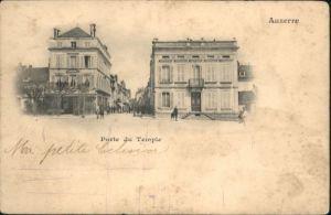 Auxerre Porte du Temple *