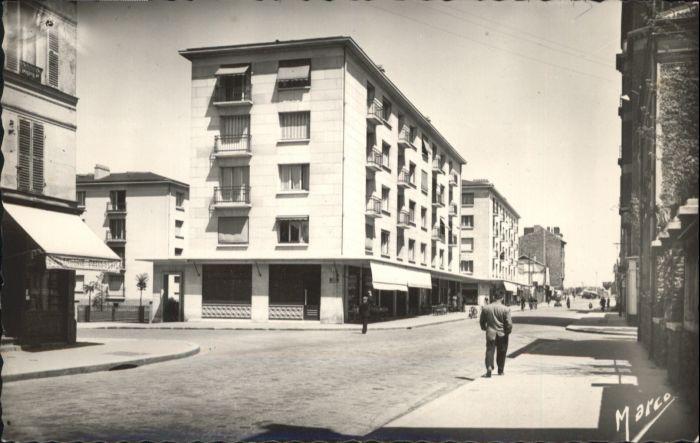 Noisy-le-Sec Rue Jean-Jaures *
