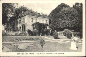 Ferney-Voltaire Chateau Voltaire *