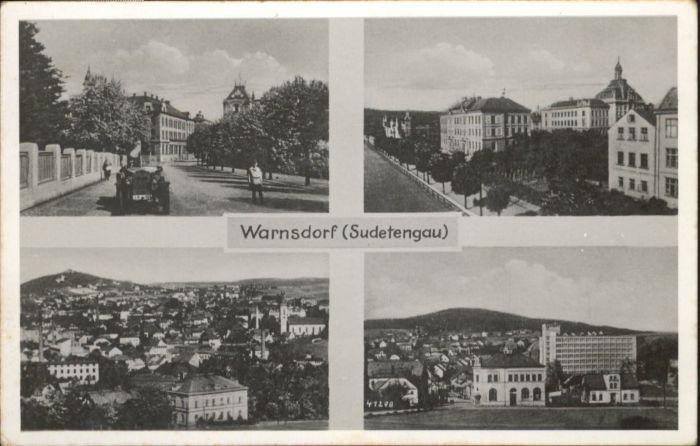 Warnsdorf Varnsdorf Warnsdorf  * / Varnsdorf /Decin