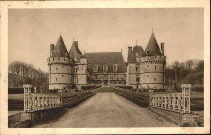 Mesnieres-en-Bray ? Chateau Mesnieres Institution Saint-Joseph x