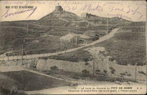 Puy-de-Dome Grand Pere Auvergnats Observatoire x