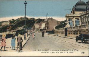 Le Havre Boulevard Albert I Heve *