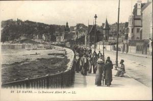 Le Havre Boulevard Albert I *