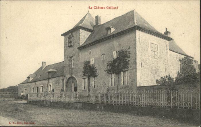 Chateau-Gaillard  *