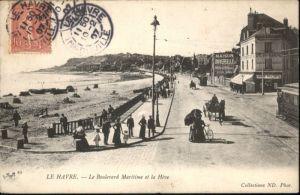 Le Havre Boulevard Maritime Heve x