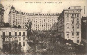 ww71597 Nice Alpes Maritimes Nice Grand Palais x Kategorie. Nice Alte Ansichtskarten