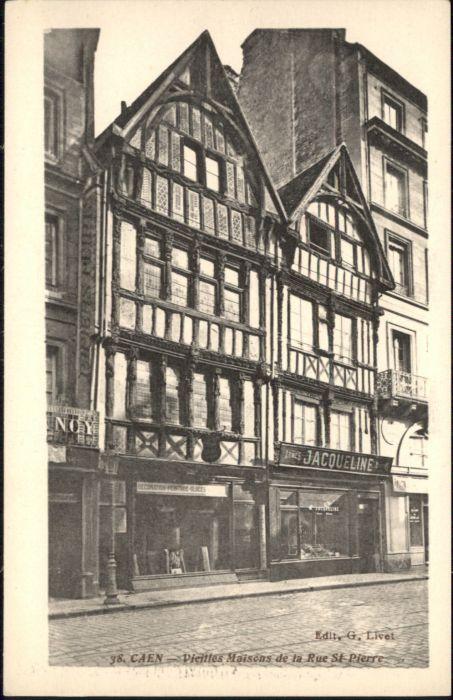 Caen Maison Rue St. Pierre *