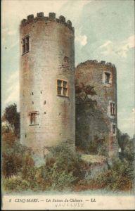Cinq-Mars-la-Pile Suisses Chateau x