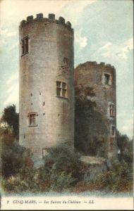 Cinq-Mars-la-Pile Suisses Chateau *