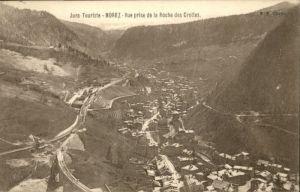 Morez Jura Roche Crottes x