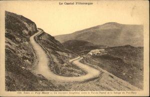 Puy Mary Pas-de-Peyrol Refuge *