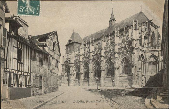 Pont-de-l Arche Pont-de-l'Arche Eglise x