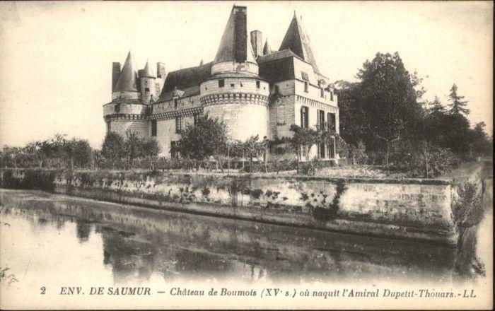 Boumois Saumur Chateau *