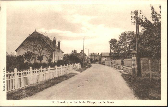Bu Rue Dreux *