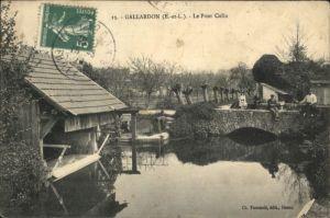 Gallardon Pont Colin x