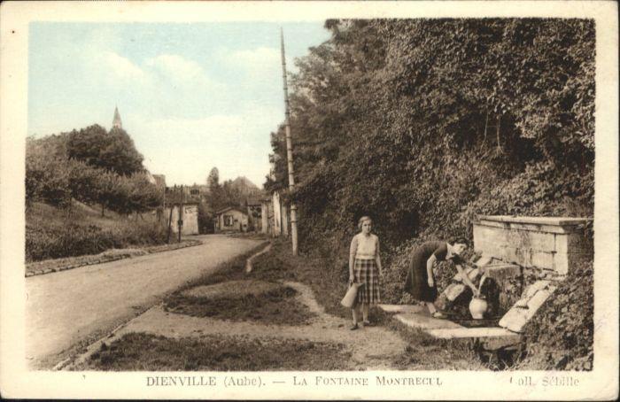 Dienville Fontaine Montrecul *