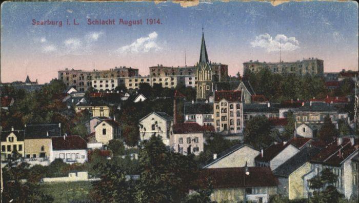 Saarburg Lothringen Lothringen  *