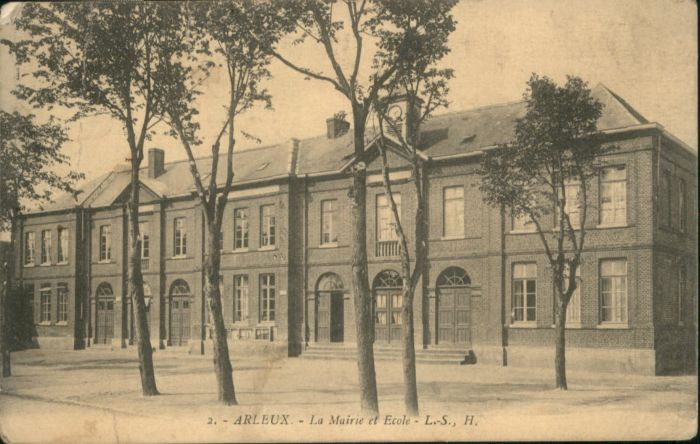 Arleux Mairie Ecole *