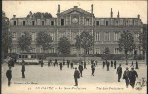Le Havre La Sous-Prefecture x