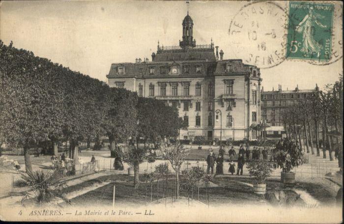 Asnieres Eure Asnieres Mairie Parc x / Asnieres /Arrond. de Bernay