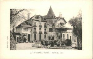 Villiers-sur-Morin Moulin Brule *