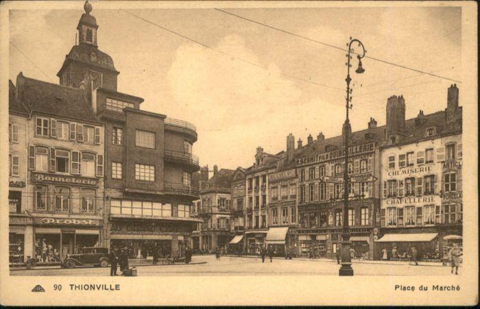 Thionville Place Marche *