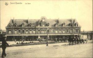 Saint-Quentin Gare Bahnhof *