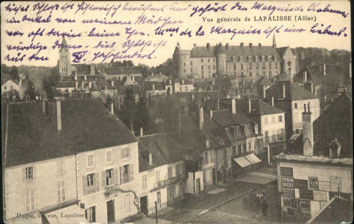 Lapalisse Allier x