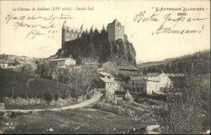Saillant Chateau  x