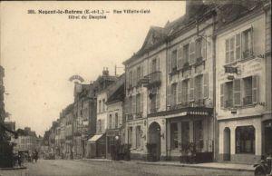 Nogent-le-Rotrou Rue Villette-Gate Hotel Dauphin *