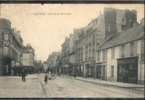 Chatou Rue St. Germain x