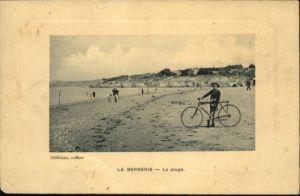 La Bernerie-en-Retz Plage Fahrrad x
