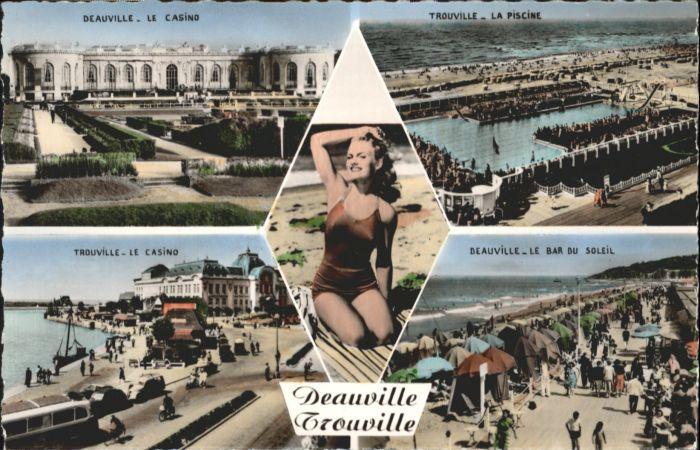 Deauville Trouville Casino Bar du Soleil *