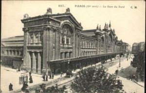 Paris La Gare du Nord *